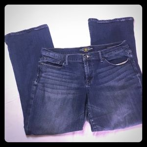 Lucky Brand Size 12 / 32 Regular Sweet'n Low Jeans